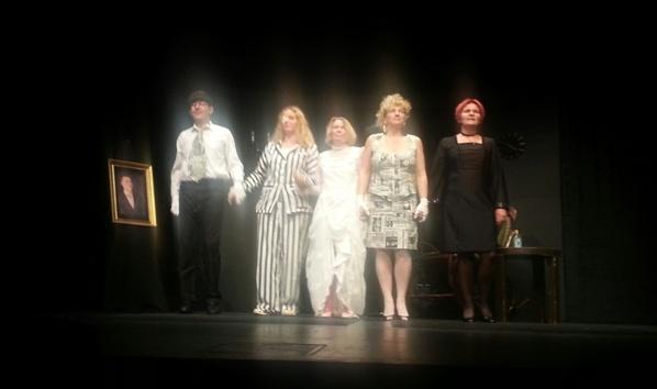 Gledališka skupina slepih in slabovidnih NASMEH